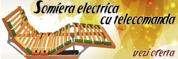 Promotie somiera electrica